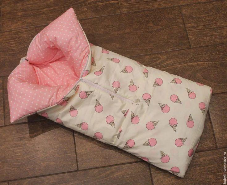 Одеяло для новорожденного мастер класс